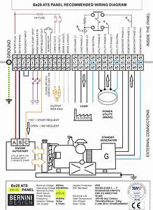 Generac Ats Wiring Diagram Two Wire Start