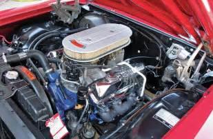1967 Ford Galaxie 500 Engine