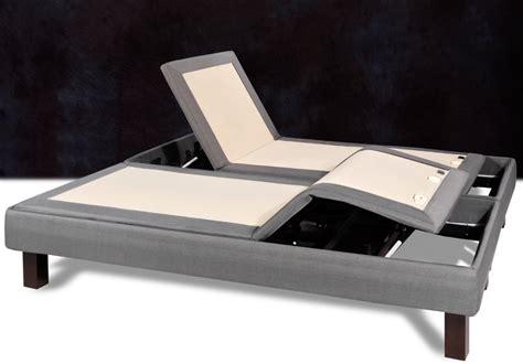 adjustable bed base split king refuge adjustable lifestyle base reviews