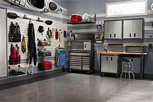 Garage-Store Garage Wall Organization Storage Systems