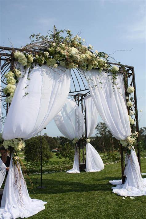 Best 25 Wedding Pergola Ideas On Pinterest Floral