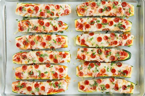 Recipe For Zucchini Pizza Boats by Zucchini Pizza Boats Cooking