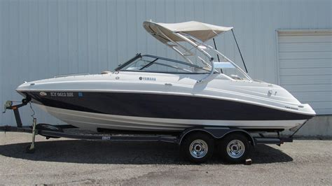 Yamaha Boats For Sale Used by Yamaha 232 Limited Boats For Sale Boats