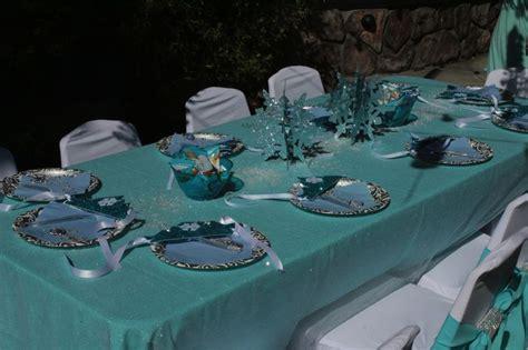 disney frozen table centerpiece disney frozen party winter wonderland party decorations