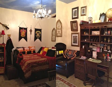 Harry Potter Bedroom Ideas by Harry Potter Bedroom Draco Dormiens Nunquam Titillandus