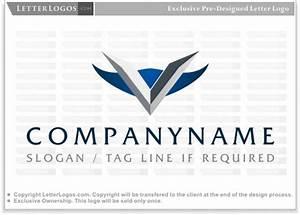 43 Letter V Logos