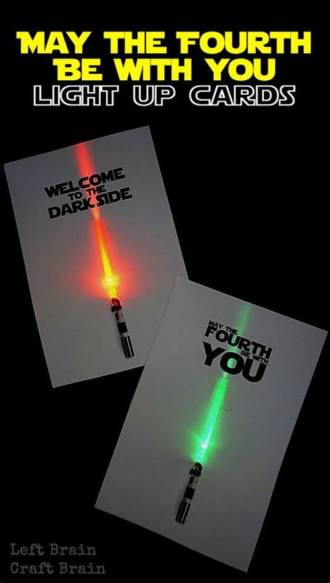 light    fourth    cards star wars