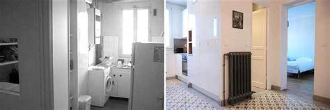 r 233 novation compl 232 te d un appartement 3 pi 232 ces 60m2 photos avant apr 232 s