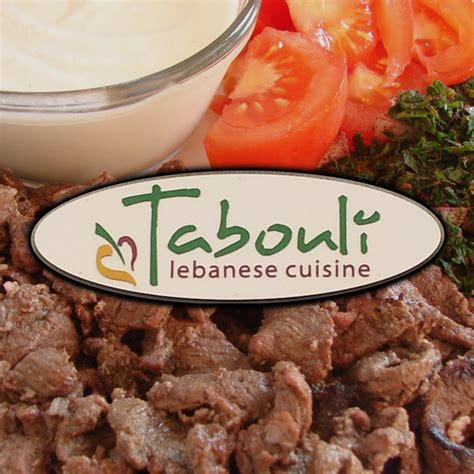lebanese cuisine tabouli lebanese cuisine