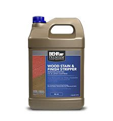 wood stain finish stripper behr premium behr