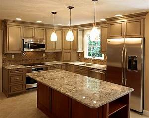 Amazing Island Home Decor Idea Kitchen Island Kitchen Catchy 25 Home Best L Shaped Kitchen With Island