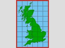 Examples Large UK Map Bee Bot Mat
