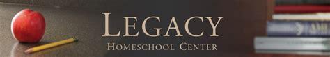 legacy homeschool center
