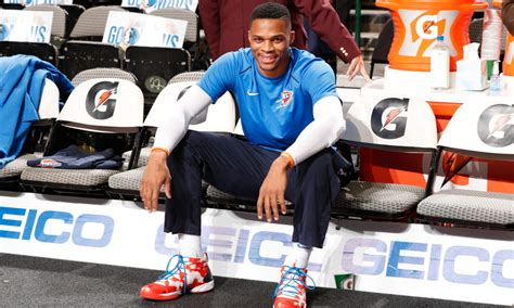 Russell Westbrook Posts 'honor The T Holiday Sweater