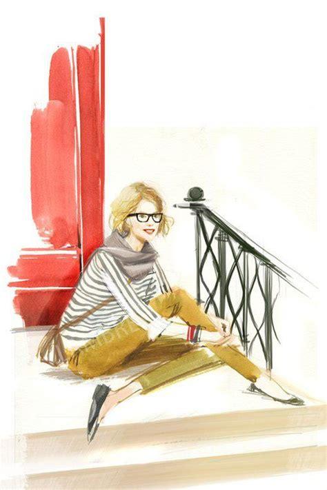 Ароматы lambre лучшие изображения 30 . модные иллюстрации модные эскизы и иллюстрации мода