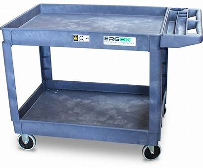 Picking Trolley Order Shelf Plastic Astrolift Models