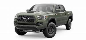 2020 Toyota Tacoma Double Cab Double Cab  Manual Trd Pro 4