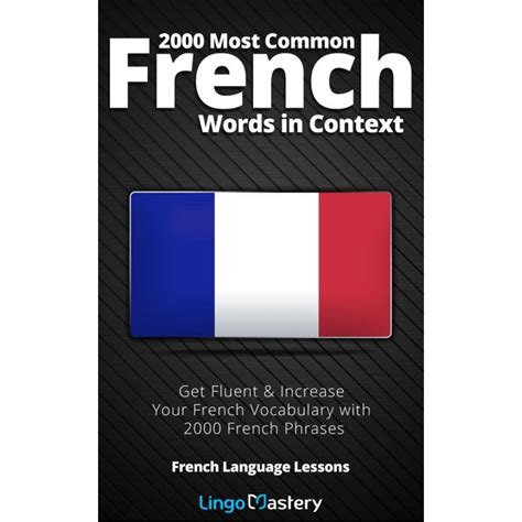 2000 Most Common French Words in Context - eBook - Walmart ...