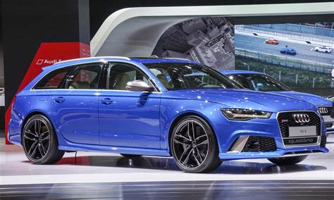 2018 Audi Rs6 Avant Performance Hd Wallpaper Desktop Jpg