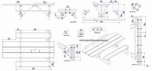 Foldable Picnic Table Plans