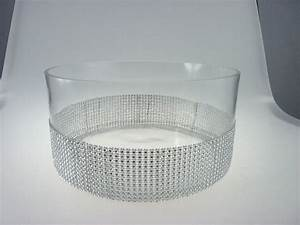 Saladier En Verre : saladier verre diam 39 s 25 cm art de la table ~ Teatrodelosmanantiales.com Idées de Décoration
