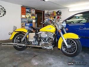 1976 Harley Davidson Flh 1200