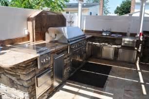 outdoor kitchen island bbq gappsi giuseppe abbrancati