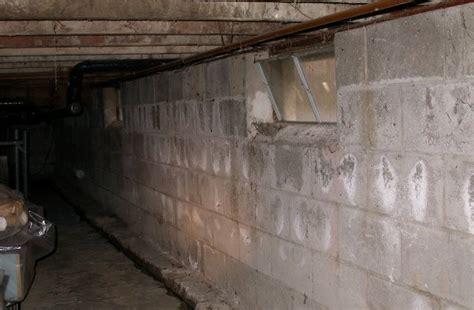 Efflorescence On Concrete Removal  Weinstein Retrofitting