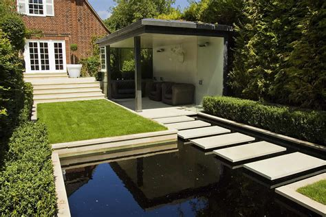 garden design stunning suburban garden constructed in hstead by lynne marcus also with hunza exterior