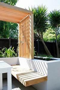 clotures de jardin en 59 idees captivantes clotures de With comment realiser un jardin zen 13 terrasse en bois ou composite idees merveilleuses pour l
