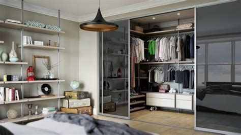 wardrobe ideas for small bedrooms 10 walk in and dressing room ideas real homes 20109