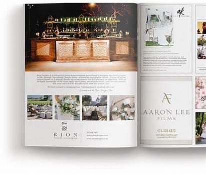 Event Brochure Venues Standard Ad Solutions