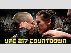 UFC 217 Countdown Joanna Jedrzejczyk vs Rose Namajunas