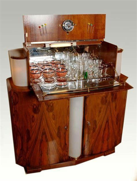 Cocktail Bar Furniture by Gorgeous Deco Wooden Bar Cabinet Deco In