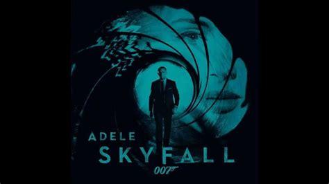 Adele-skyfall (james Bond 007 Skyfall Ost)