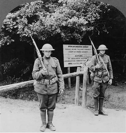 American Bridgehead Rhineland Occupation 1920 Soldiers 1918