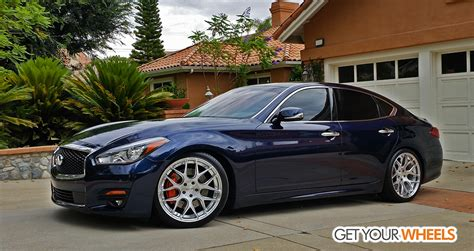 infiniti  custom wheels avant garde