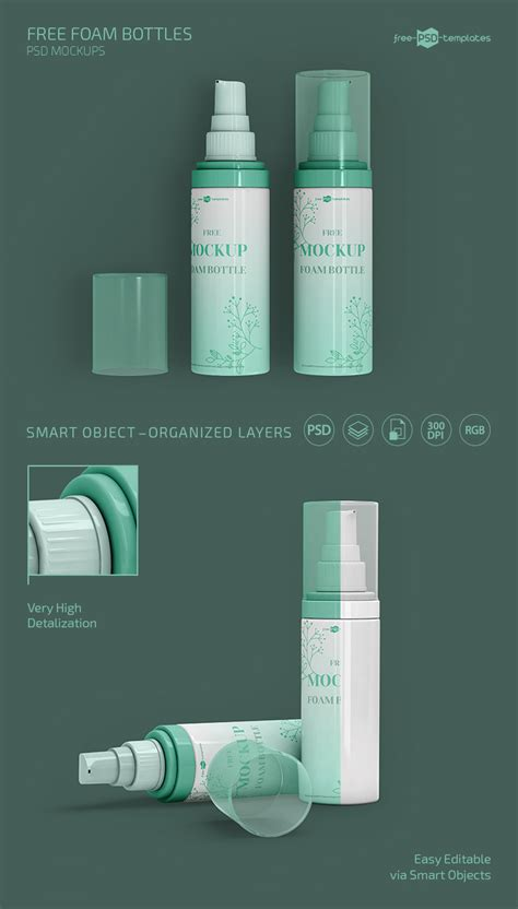 Choose from over a million free vectors, clipart graphics, vector art images, design templates, and illustrations created by artists worldwide! Free PSD Foam Bottle Mockup Template | Free PSD Templates