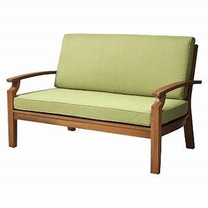 Outdoor sofas loveseats target for Outdoor sectional sofa target