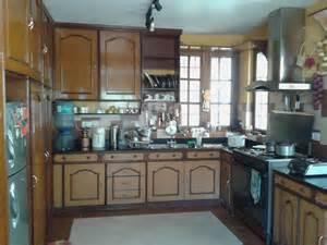 simple kitchen interior design bunglow on rent