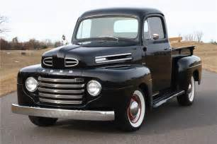1950 Ford F1 Pickup Truck