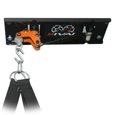 Heavy Bag Ceiling Mount by Rival Ceilling Mount System 150 Lbs Rival Boxing Gear