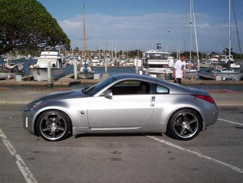 Zeeunit 2005 Nissan 350z Specs, Photos, Modification Info