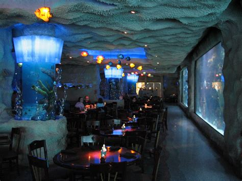 restaurant interior 187 downtown aquarium houston gallery
