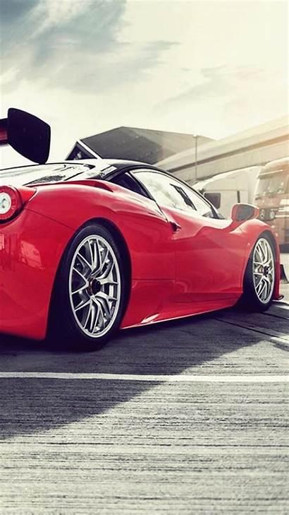 Ferrari 458 Italia Iphone Gt3 Plus