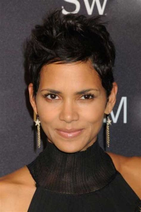 Pixie Hairstyle For Black by 20 Pixie Hairstyles For Black Hairstyles