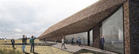 gallery  dorte mandrup designs wadden sea center  denmarks largest national park