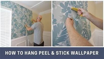 Peel Stick Hang