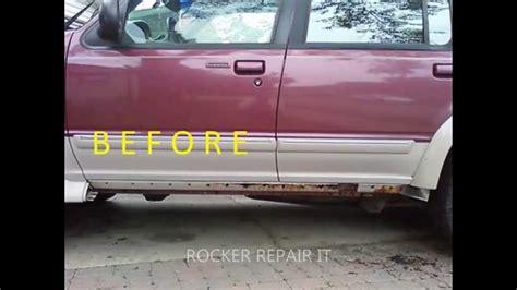 ford rust repair panel explorer kit fix series bronco