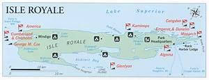 Isle Royale Maps | NPMaps.com - just free maps, period.